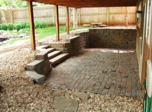 Custom Patio in Kansas City
