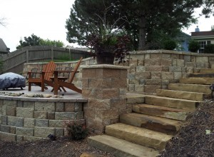 Retaining Walls and Outdoor Living in KC Metro