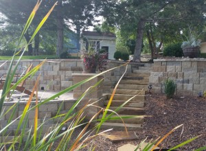 Custom Retaining Walls in KC