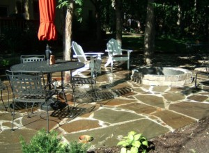 Hardscaping Patio in Kansas City