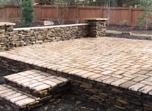 Paver Patio in Overland Park