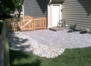 Custom Patios in Overland Park