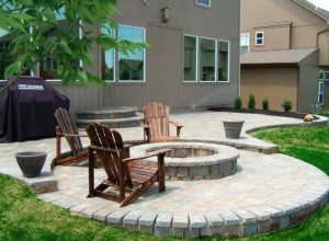 Custom Patio in Lenexa
