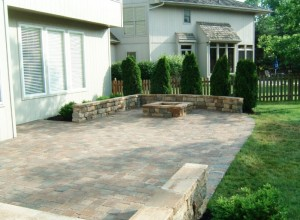 Stone Pavers in Kansas City