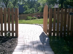 Paver Walkway in Overland Park