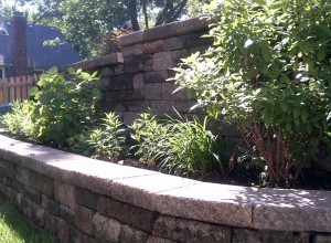 Custom Retaining Walls in Olathe