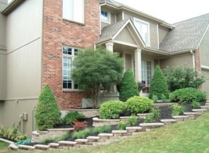 Landscaping and Custom Retaining Walls in Overland Park