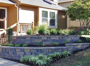 Retaining Walls in Kansas City