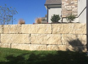 Custom Retaining Walls in Kansas City